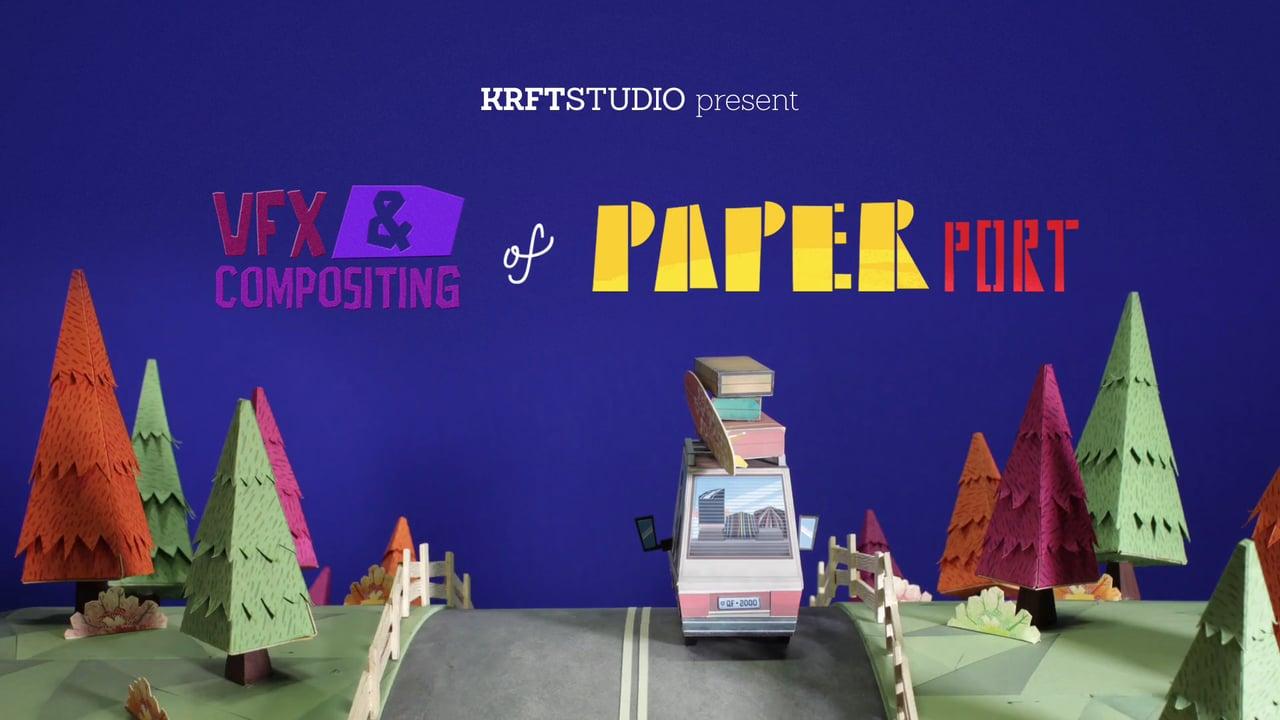 Post Producción Puerto Papel